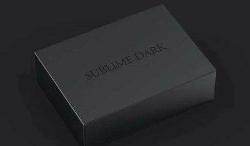 Sublime Dark Nightmare Horror board game for 1-4 players