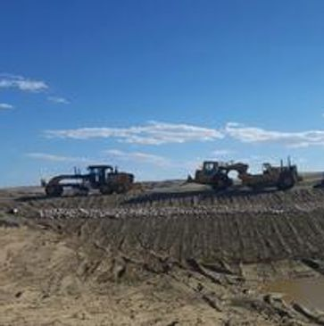Wyoming Earthmoving Corp is experienced in dirt work and site preparation project management and can