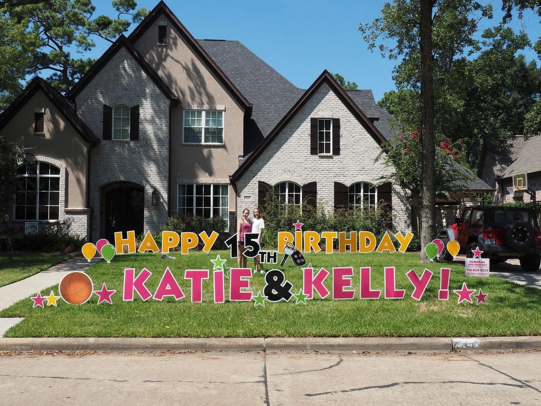 Oc yard greetings kristyandbryce Images
