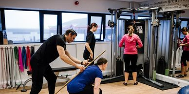 Personal Training Ainsworth Body Science Blackburn