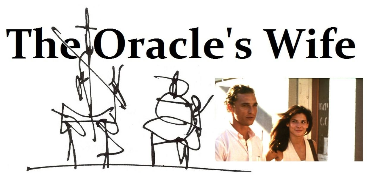 The Oracle's Wife - a biopic based on the lives of King and Miriam Hubbert