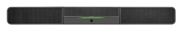 Crestron UC-SB1-CAM - Video Conference Smart Soundbar & Genius Framing Digital AutoZoom Camera