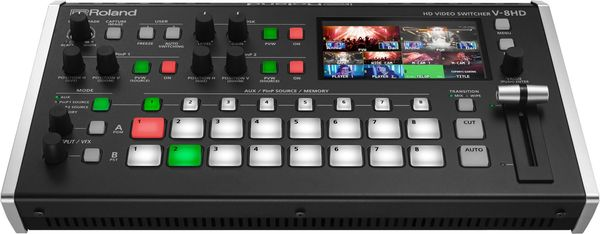 Roland V-8HD - HD Video Switcher