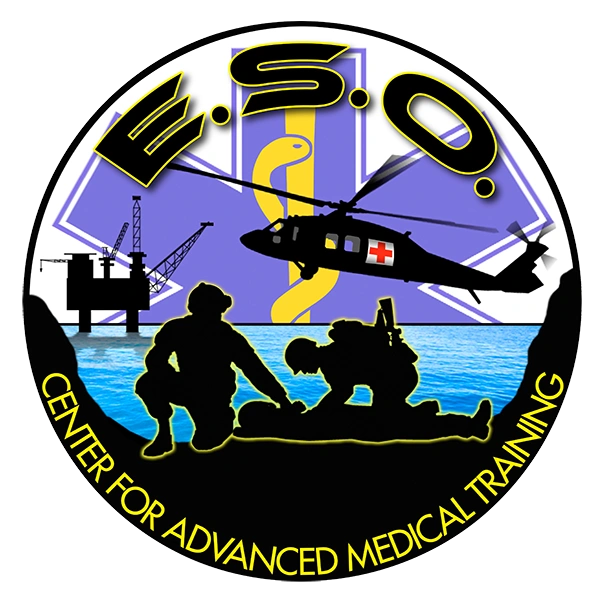 Emergency Services Outreach and Center for Advanced Medical Training Logo