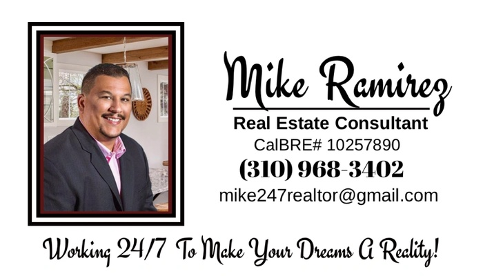 Mike Ramirez - Your 24/7 Realtor