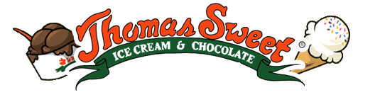 thomas sweet ice cream and chocolates