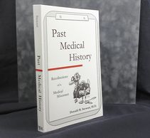 Past Medical History Book Cover, autobiography by Donald B. Stewart, MD