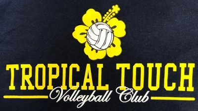 Coaches Tropical Touch Volleyball Club