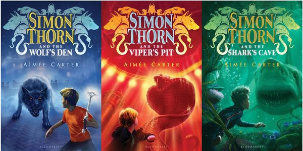 The Simon Thorn series