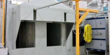 Powder Coating Dry Off Oven