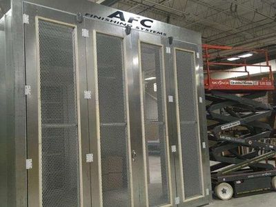 AFC Spray Booth