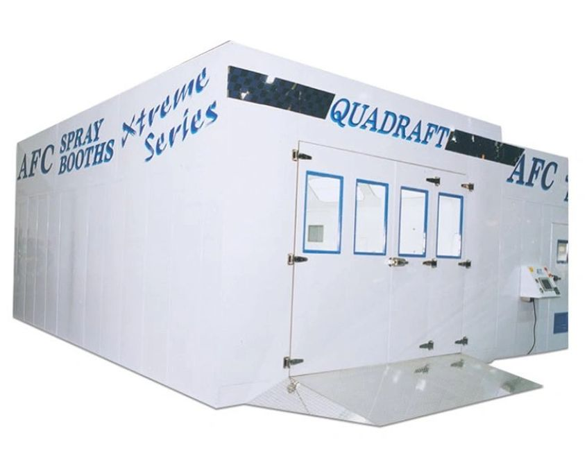 AFC Quadraft Spray Booth