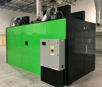 Batch Type IR Curing Oven