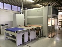 VD Finishing Systems, Cefla Finishing, Giardina Finishing, Superfici, Makor, Dubois.