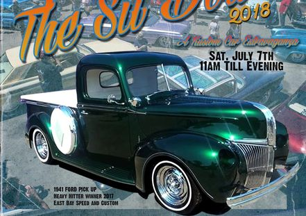Gambino Kustoms Custom Car Show Auto Show Motor Show Gambino - San jose car show