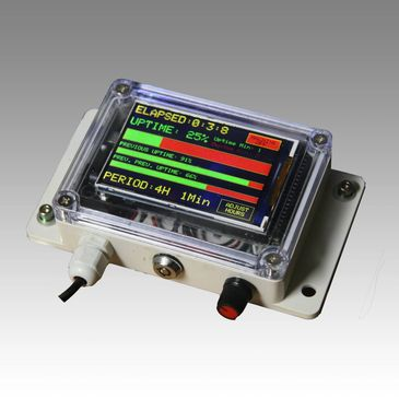 Industrial Downtime Tracking Device