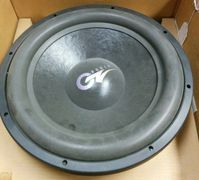 OZ 15 inch subwoofer for sale