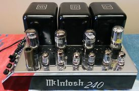 McIntosh tube amp MC240 for sale