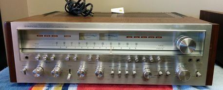 Pioneer SX-1250 receiver for sale
