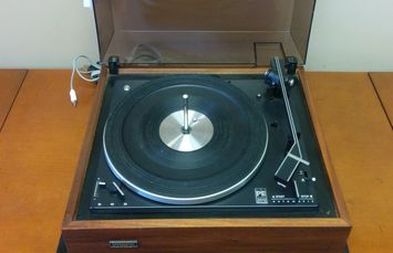 PE 3012 perpetuum-ebner Turntable for sale