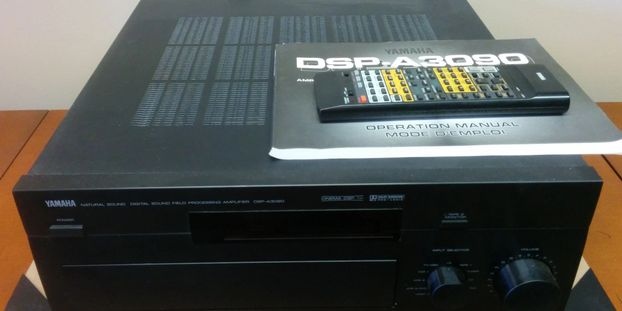 DSP-A3090 Integrated Amplifier for sale