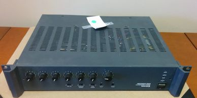 CMA60  mixer and 70V 70 volt Amplifier for sale