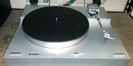 Yamaha P-350 Turntable for sale