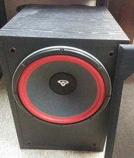 CV LW-12 powered subwoofer for sale