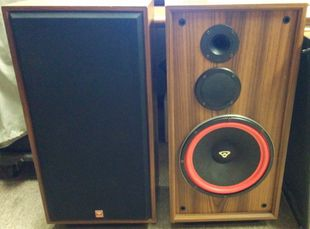 CERWIN VEGA DX-5 speakers for sale