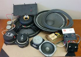 JBL Jubel L65 components speakers crossover for sale