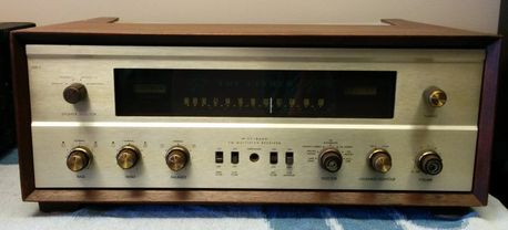 The Fisher 500-C Tube receiver for sale