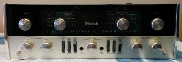 McIntosh tube pre-amp C22 for sale