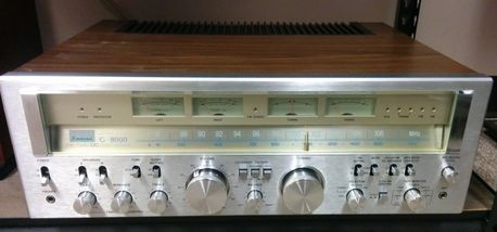 Sansui G-8000 receiver for sale