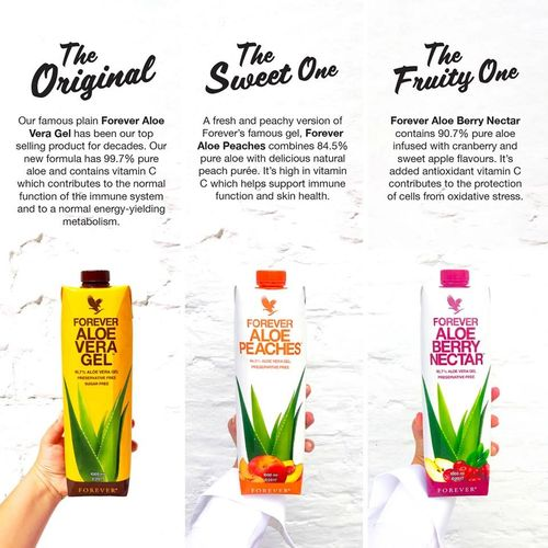 Forever Living Products - Independent Forever Business Owner