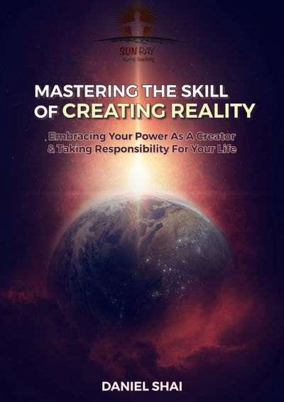 Create your reality manifest improve your life heal empowered loving