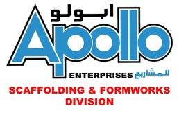 APOLLO ENTERPRISES SCAFFOLDING & FORMWORKS DIVISION