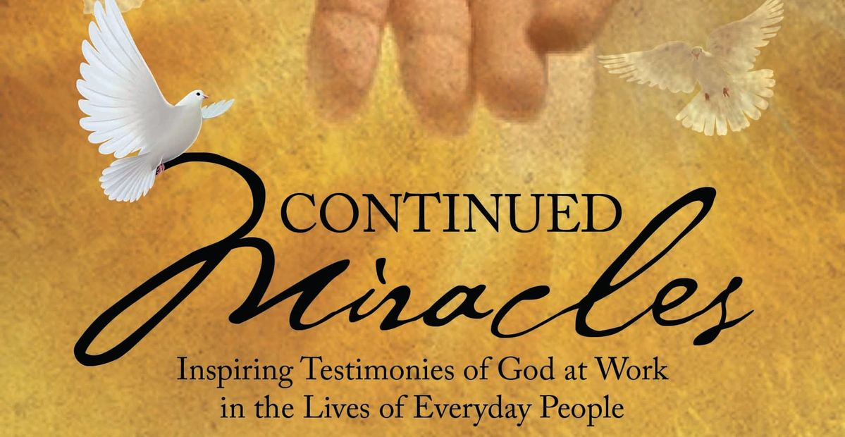Image of Continued Miracles Book Cover