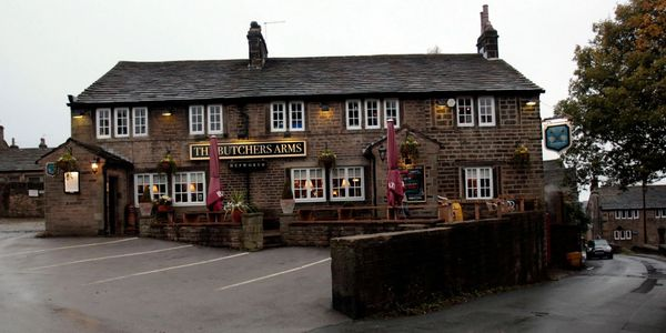The Butchers Arms Hepworth