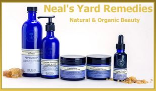 Neal's Yard Remedies, Natural, Organic, Country House Beauty, Beauty therapist Holmfirth