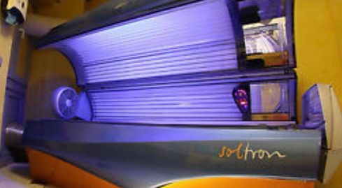 Soltron Wave Tanning Bed High Intensity