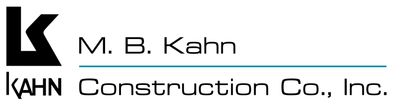 The building program consultant assisting the District is M. B. Kahn Construction.