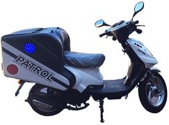 New On-Road Police Scooter