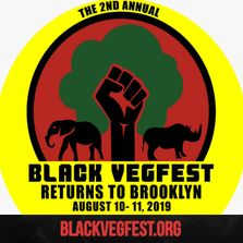 Black VegFest 2019 tickets