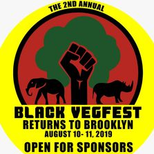Become a Sponsor of Black VegFest