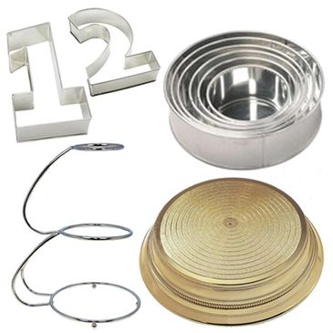 cake tin hire, cake stand, wedding cake stand, number frames, heart tin, cake stand Castleford,