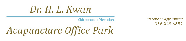 Dr. H. L. Kwand Chiropractic Physician