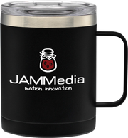 Stainless Steel Mugs with Company Logo  and other promotional products