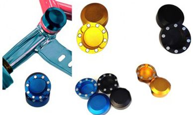 caster camper pill covers for racing kart