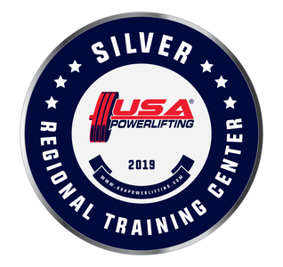USA Powerlifting Silver Regional Training Center