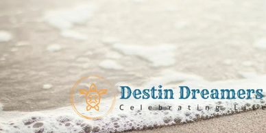 Sand and Seashell with Destin Dreamers in Destin Florida
